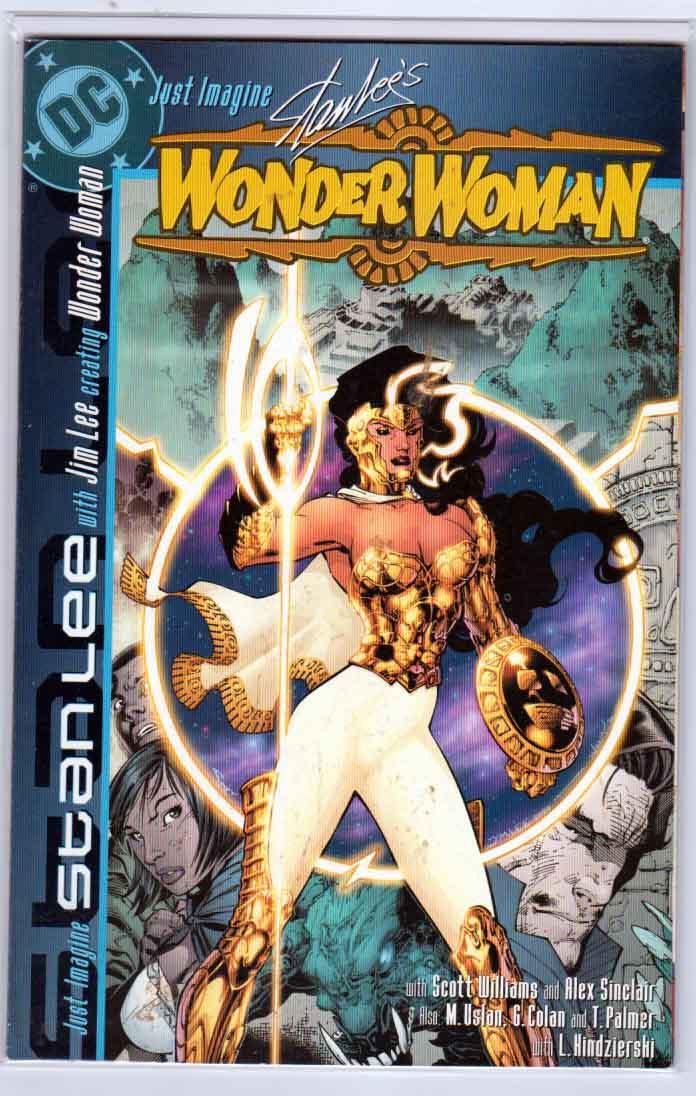 Just Imagine Stan Lees Wonder Woman (2001) DC Comics