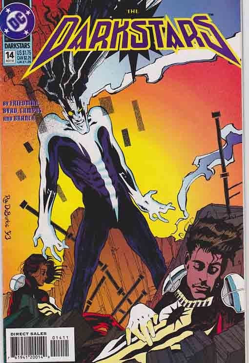 Darkstars #14 DC Comics