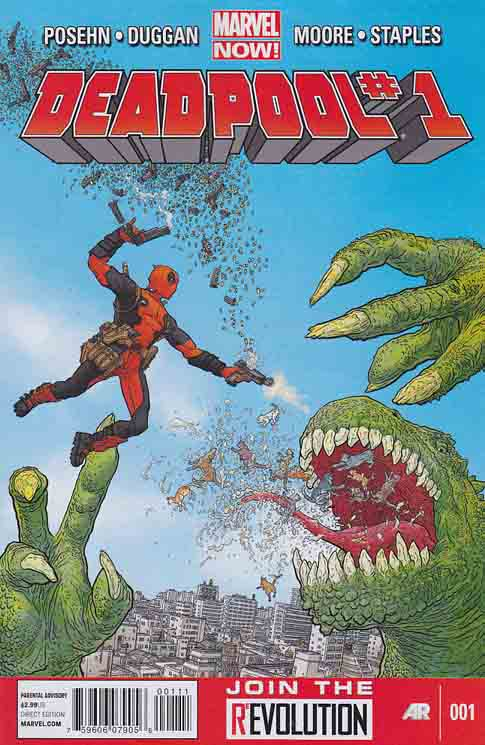 Deadpool vol. 4 2013
