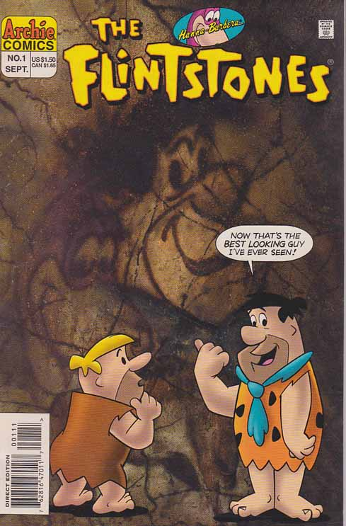 Flintstones #1 Archie Comics released by Archie Comics on November 17, 2013