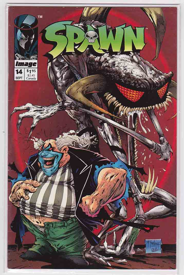 Cable 1993 series # 4 with card very fine comic book
