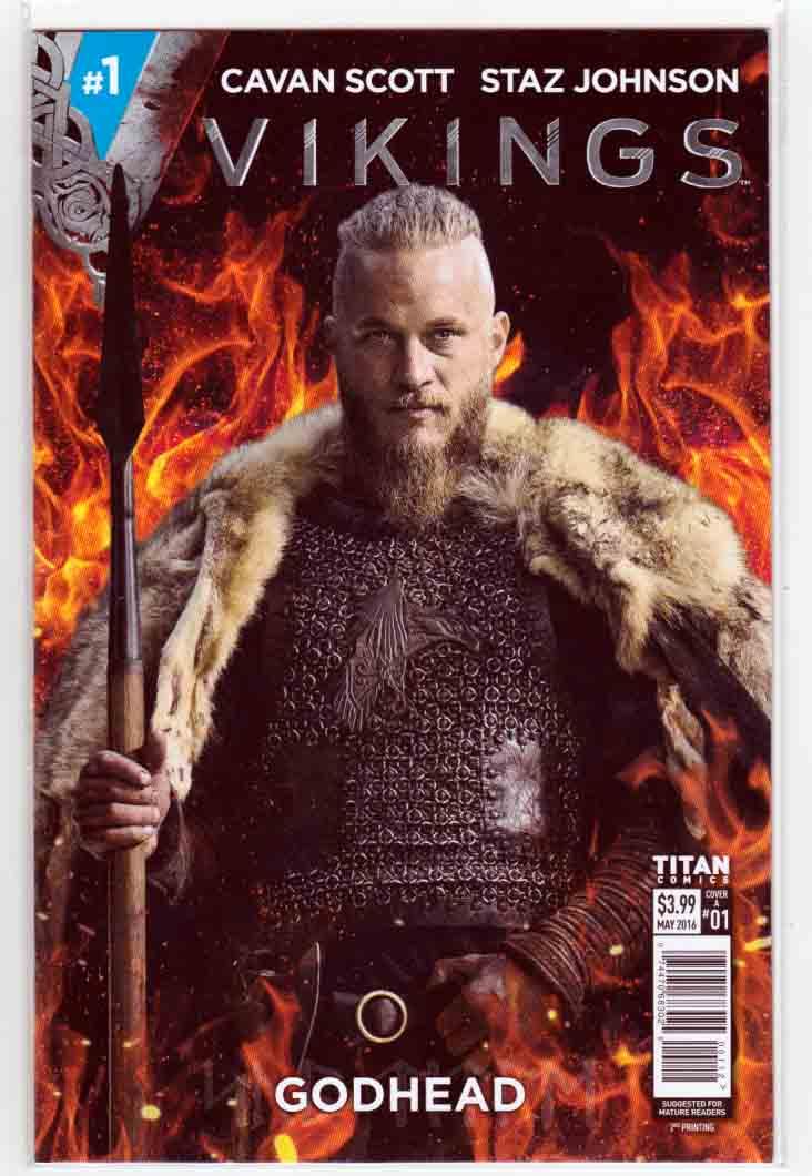 Vikings (2016) Titan Comics